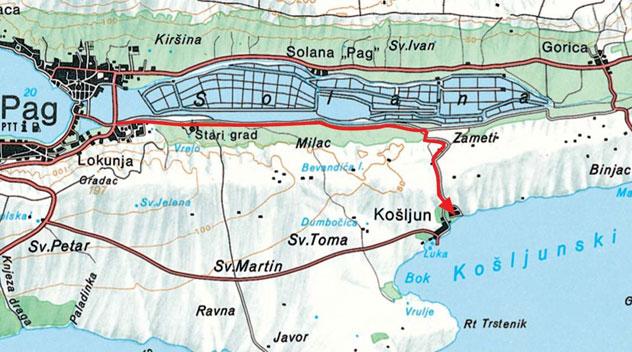 Stari grad-Kosljun